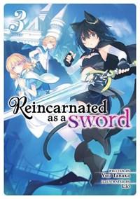 Reincarnated As a Sword Light Novel 3 | Yuu Tanaka |