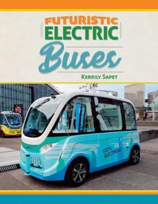 Futuristic Electric Buses