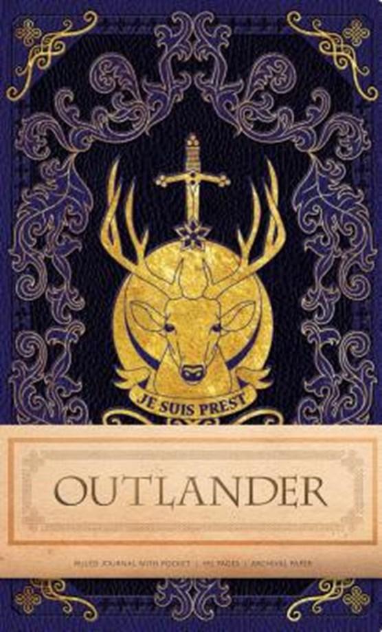 Outlander HC Ruled Journal