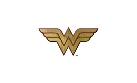 DC Comics - Wonder Woman Embossed Foil Gift Cards
