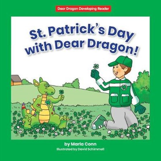 St. Patrick's Day with Dear Dragon!