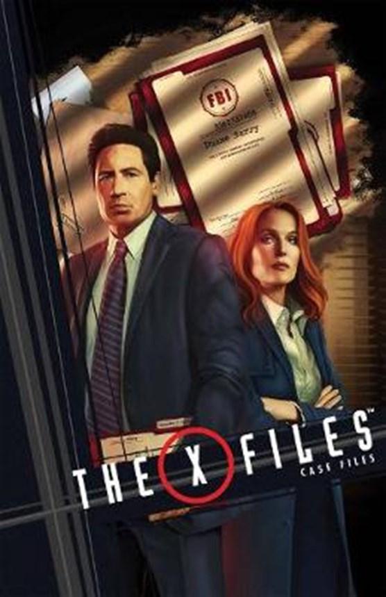 X-files: case files (01)