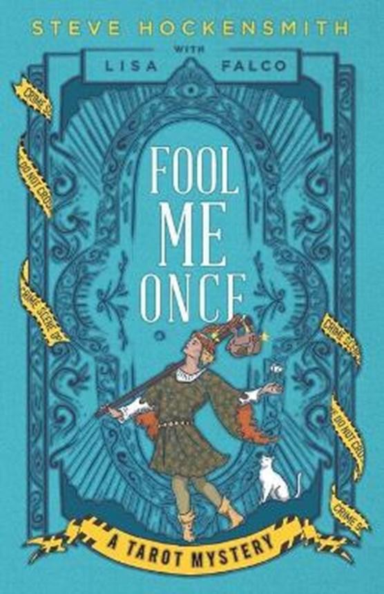 Fool Me Once: A Tarot Mystery