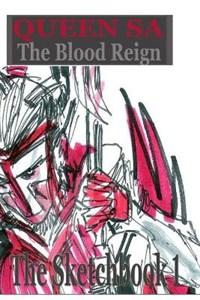 Blood Reign The Sketchbook | Jose L F Rodrigues |