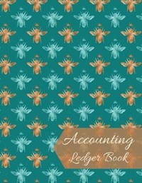 Accounting Ledger Book | Gul Leveque |