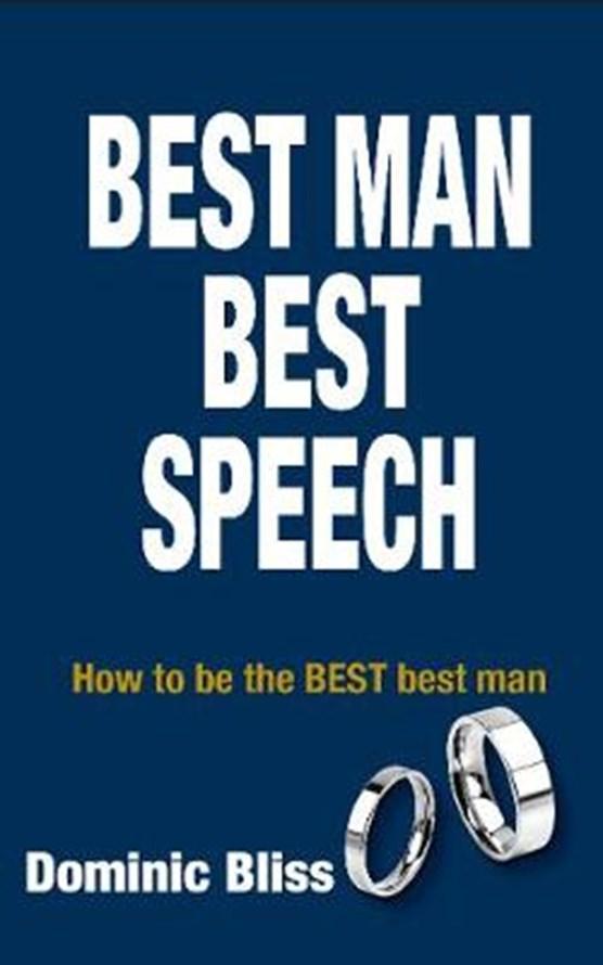 Best Man Best Speech