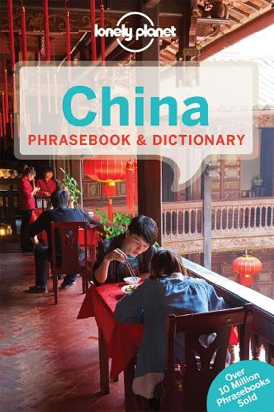 Lonely planet phrasebook : china (2nd ed)