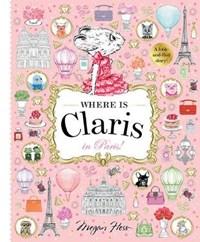 Where is claris in paris | megan hess |