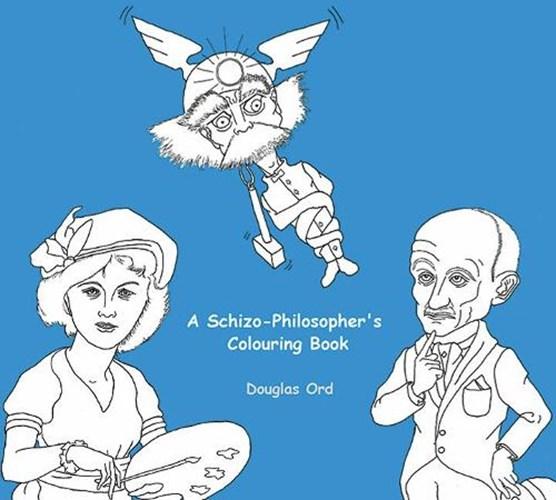 A Schizo-philosopher's Colouring Book