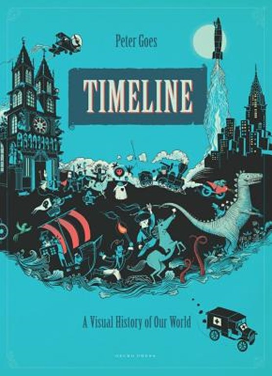 Timeline : an illustrated history of the world