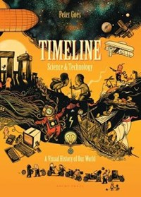 Timeline science and technology | Peter Goes |