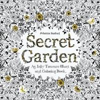 Secret garden | Johanna Basford |