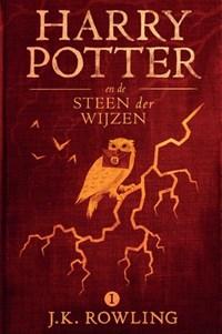Harry Potter en de Steen der Wijzen | J.K. Rowling ; Olly Moss |