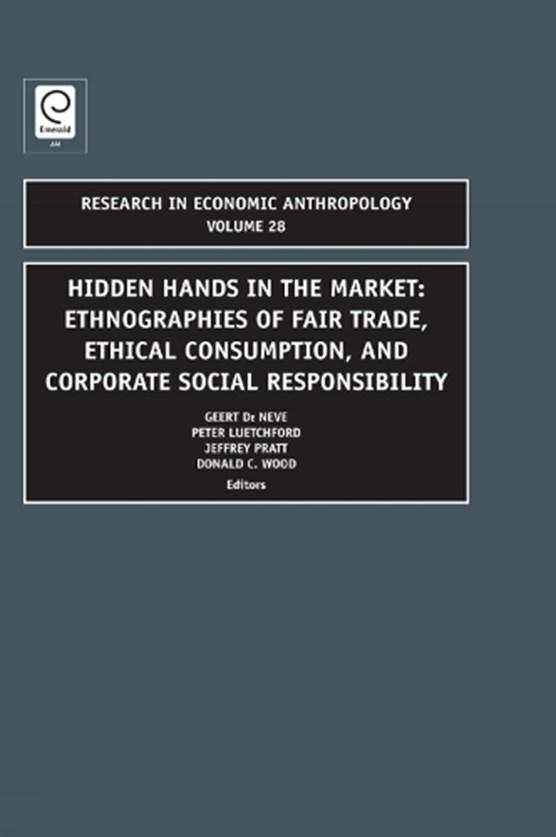 Hidden Hands in the Market