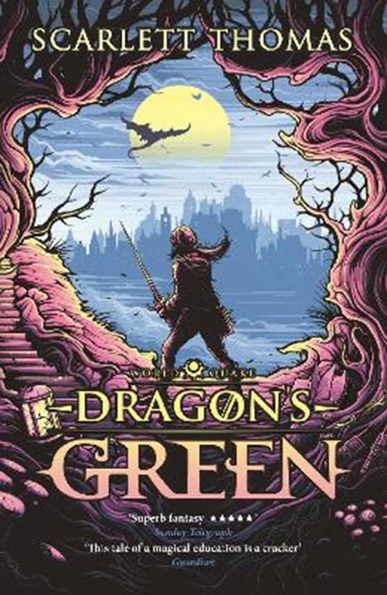 Worldquake (01): dragon's green