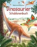 Dinosaurier Schablonenbuch   Pearcey, Alice ; Kushii, Tetsuo  