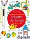 Mein Wisch-und-weg-Buch: Schlösser und Burgen   Kirsteen Robson  