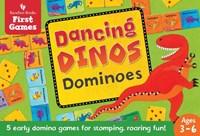 Dancing Dinos Dominoes   Barefoot Books  