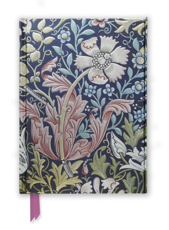 William morris compton wallpaper luxury journal
