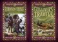 Perfect Partners: Gulliver's Travels & Robinson Crusoe   Jonathan Swift ; Daniel Defoe  