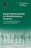 Inquiry-Based Learning for Multidisciplinary Programs   Patrick Blessinger ; John M. Carfora  