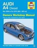 Audi A4 Diesel (Mar '08 - Oct '15) 08 To 65   John S. Mead  