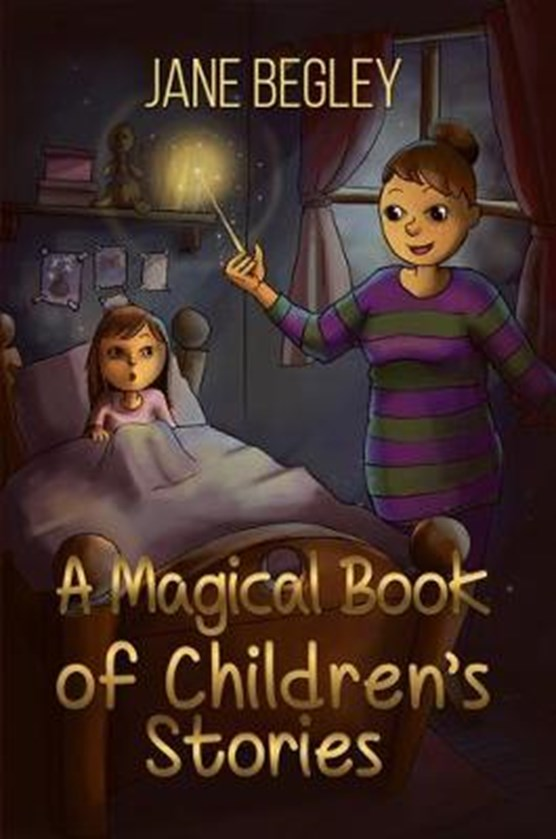 A Magical Book Of Childreni?1/2s Stories