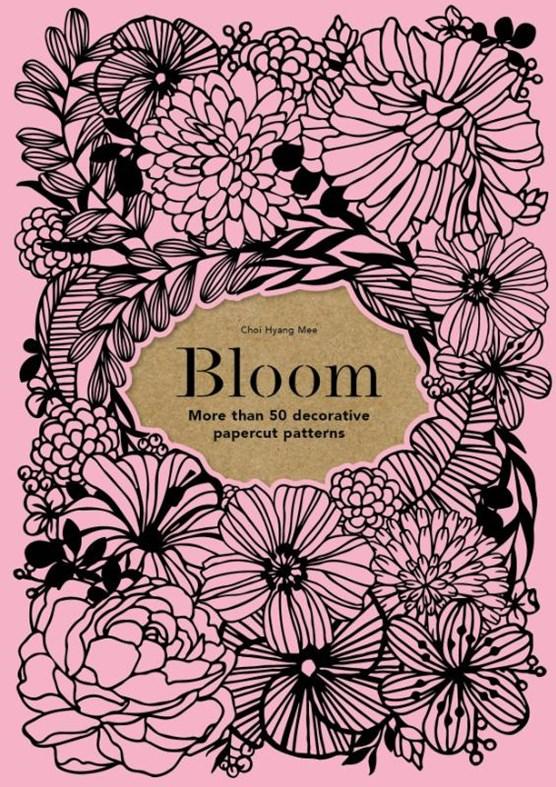 Bloom: 50 decorative papercut patterns