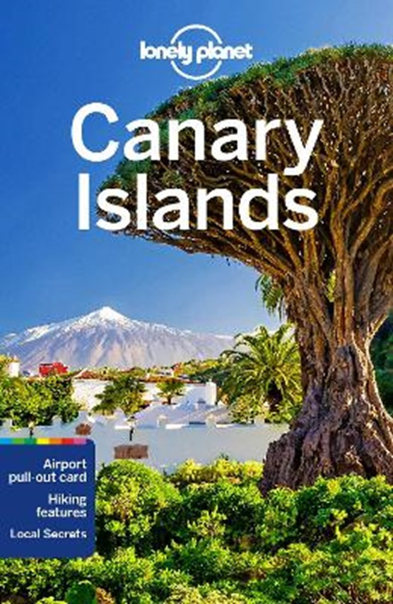 Lonely planet: canary islands (7th ed)