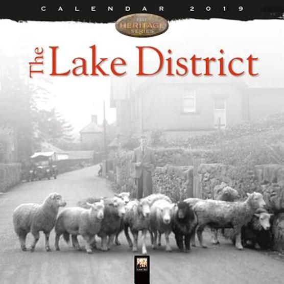 Lake District Heritage Wall Calendar 2019 (Art Calendar)