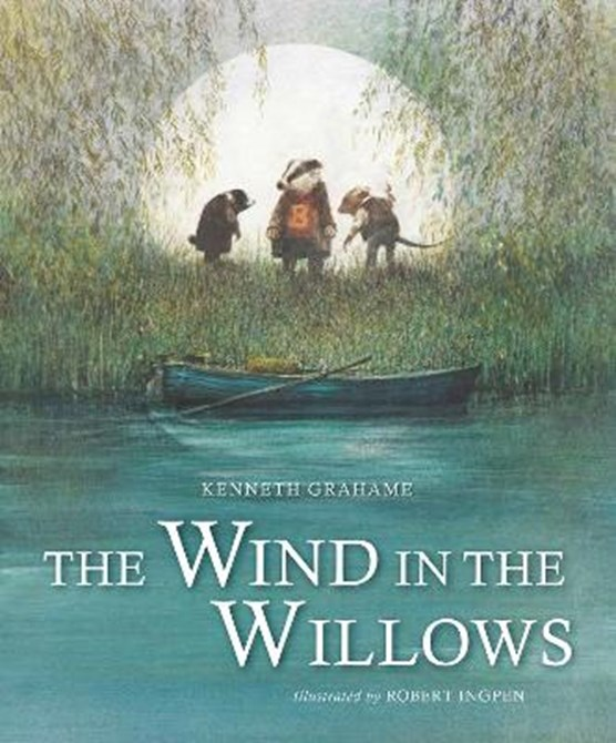 The Wind in The Willows (Picture Hardback)