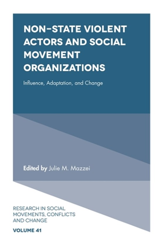 Non-State Violent Actors and Social Movement Organizations