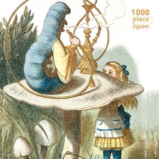 Alice in wonderland jigsaw puzzle 1000 pieces
