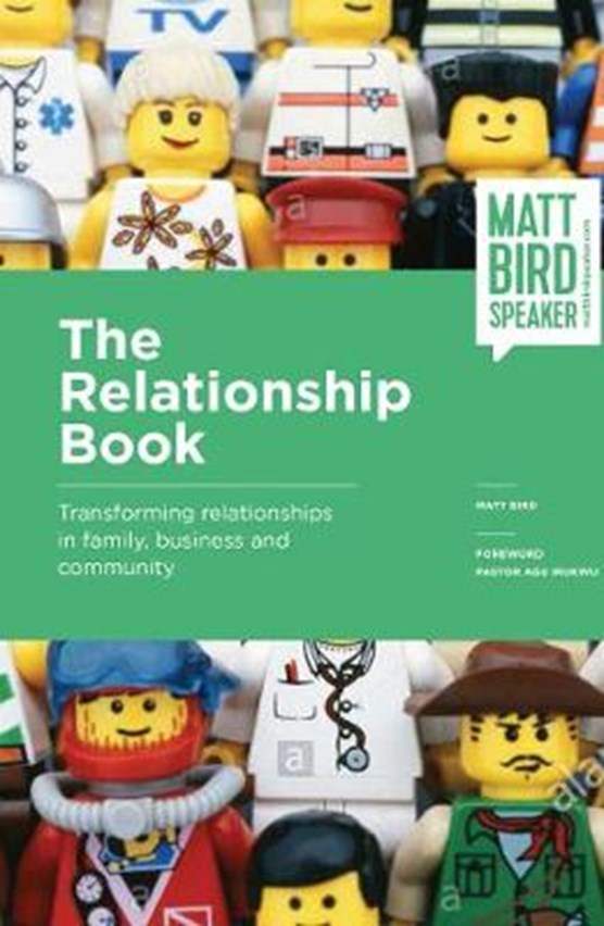 The Relationship Book
