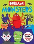 Origami Monsters   Webster, Belinda ; Fullman, Joe (author)  