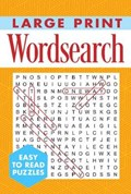 Large Print Wordsearch | Eric Saunders |