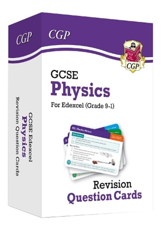 New 9-1 GCSE Physics Edexcel Revision Question Cards