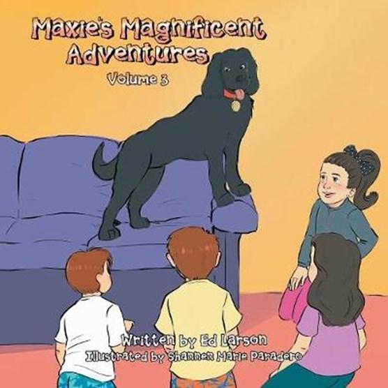 Maxie's Magnificent Adventures