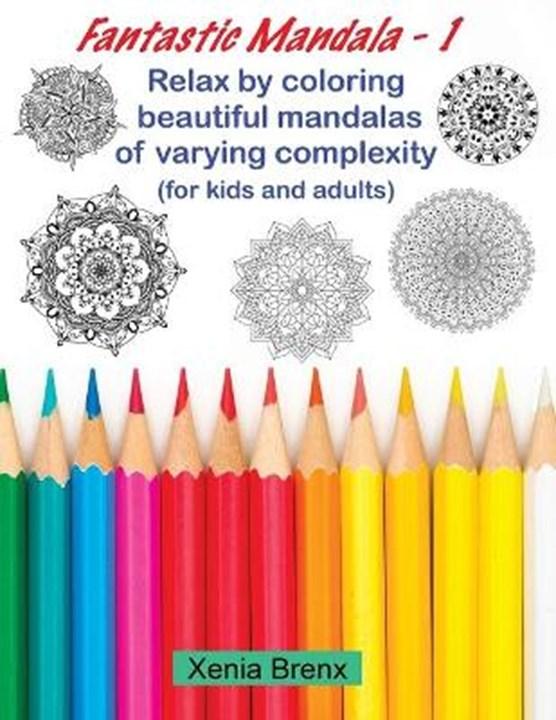 Fantastic Mandala 1