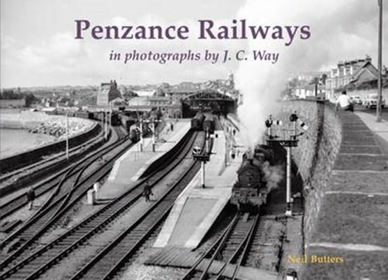 Penzance Railways in Photographs by J.C. Way