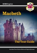 New GCSE English Shakespeare Text Guide - Macbeth includes Online Edition & Quizzes   Cgp Books  