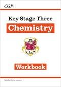 KS3 Chemistry Workbook - Higher | Cgp ; Gannon Books |