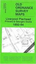 Liverpool Pierhead, Prince's and George's Docks 1850-64   Kay Parrott  