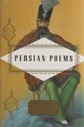 Persian poems   Peter Washington  