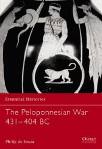 The Peloponnesian War 421-404 BC | Philip de Souza |