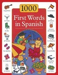 1000 First Words in Spanish | Nicola Baxter |