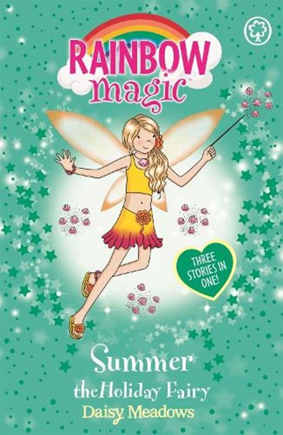 Rainbow Magic: Summer The Holiday Fairy