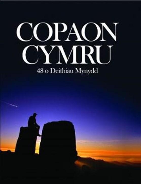 Copaon Cymru - 48 o Deithiau Mynydd