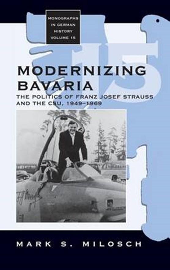 Modernizing Bavaria