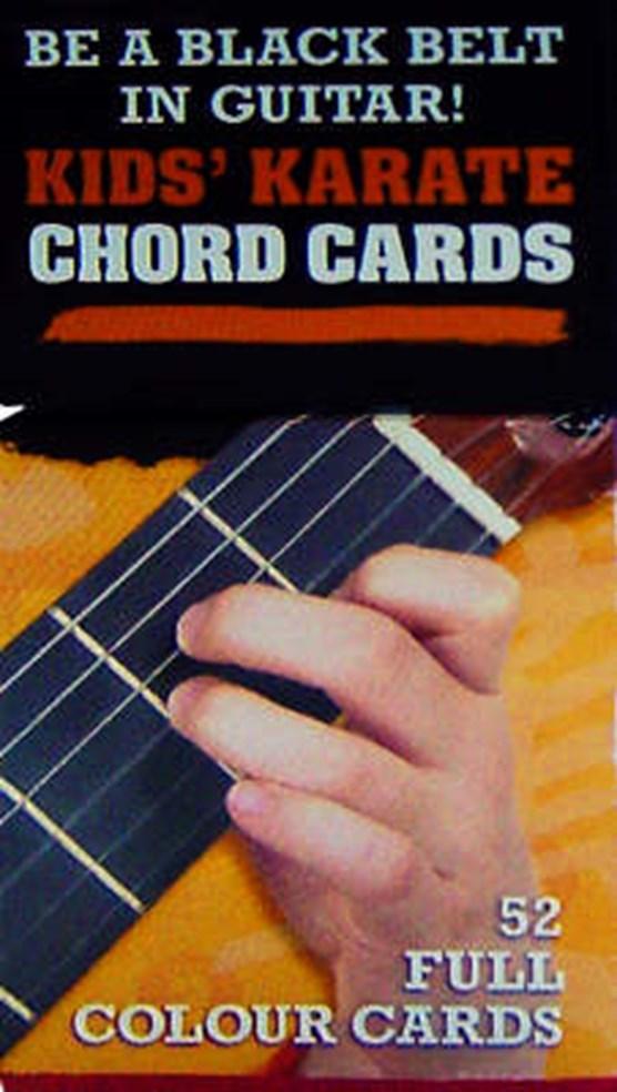 50 Guitar Flash Cards